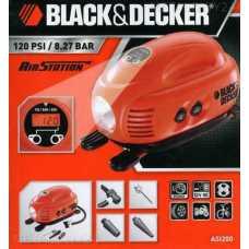 Black&Decker ASI200 120 PSI Hava Pompası