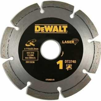 Dewalt DT3740 Yüksek Performans Segmanlı Elmas Disk 115mm